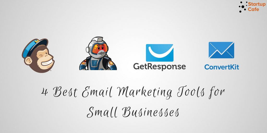 4 Best Email Marketing Tools for Small Businesses